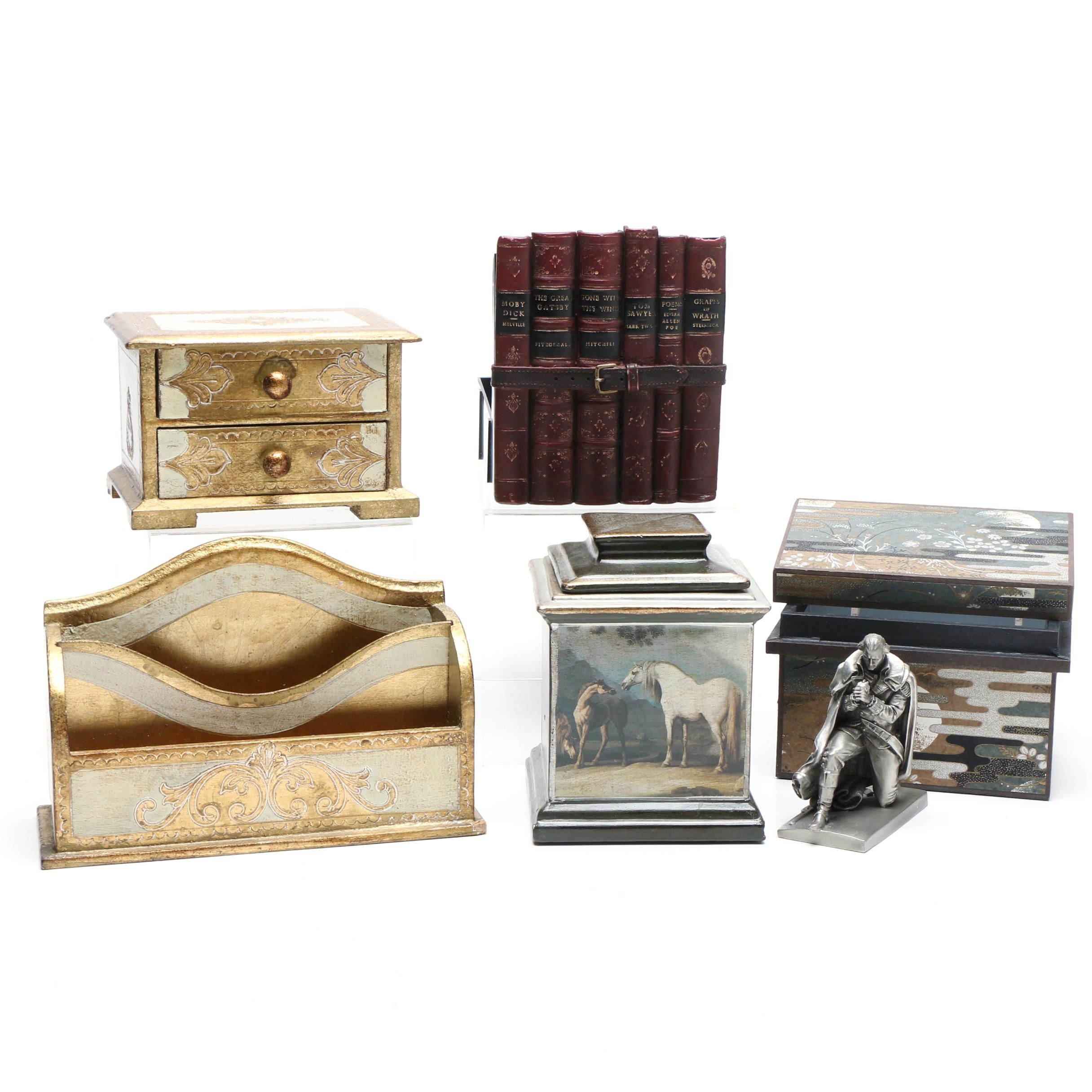 Decorative Storage Containers and More