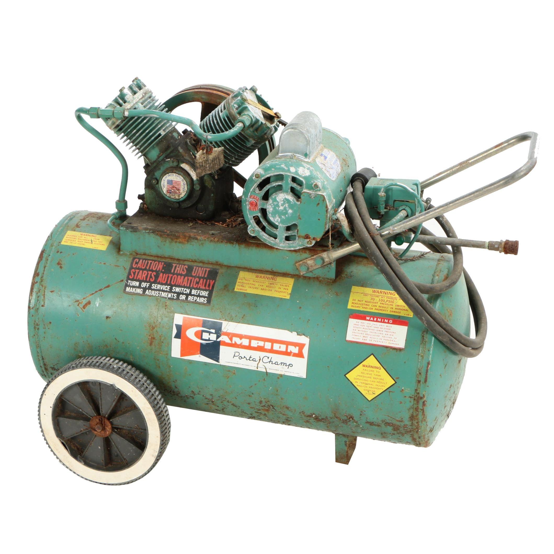 Champion Porta Champ Air Compressor