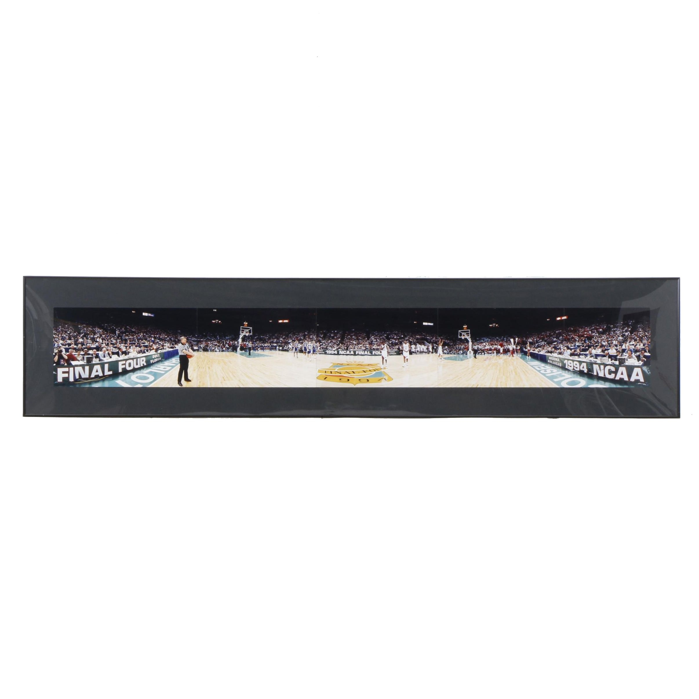 Five Rich Clarkson Photo Panoramic 1994 Final Four Display