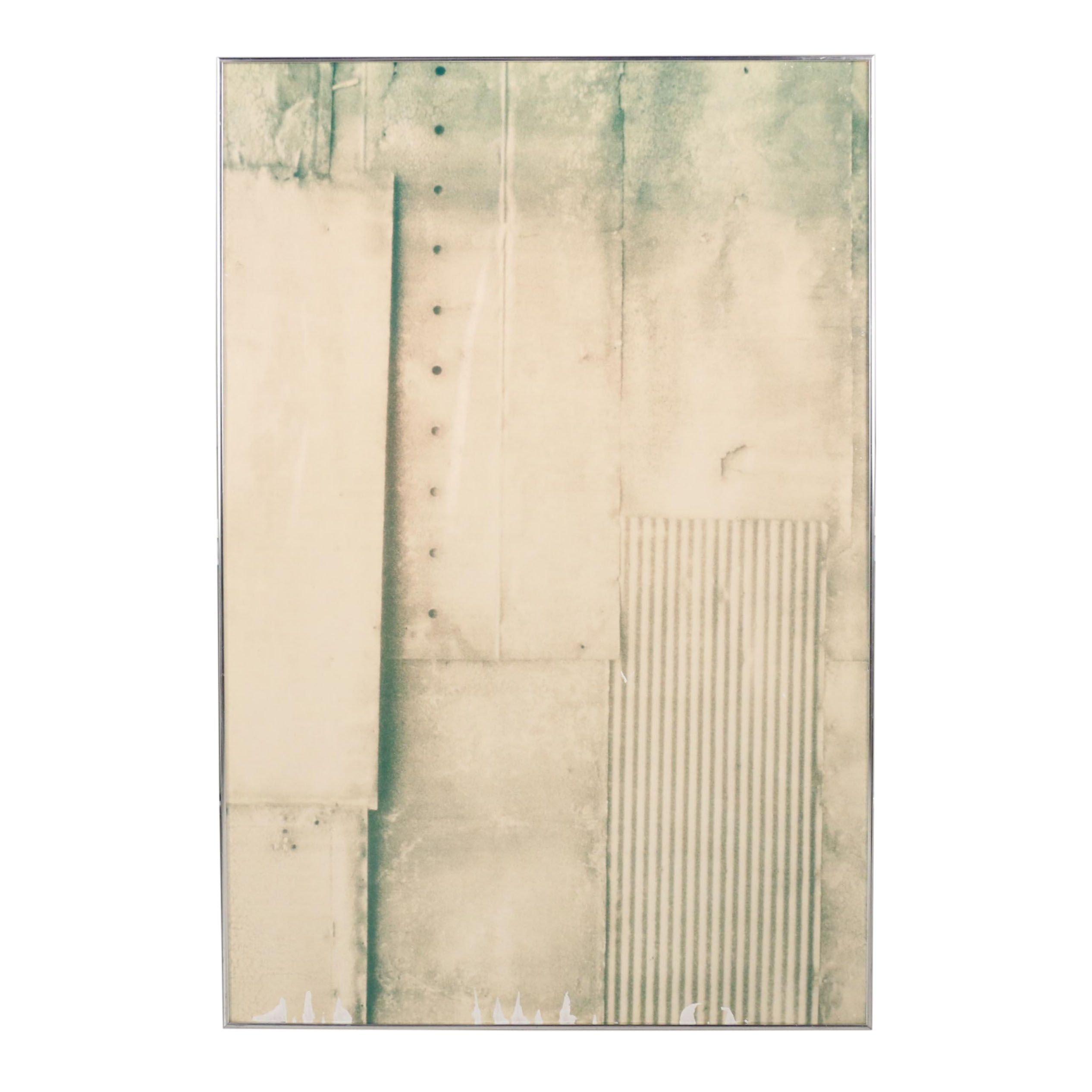 Silver Gelatin Print after Howard Dearstyne
