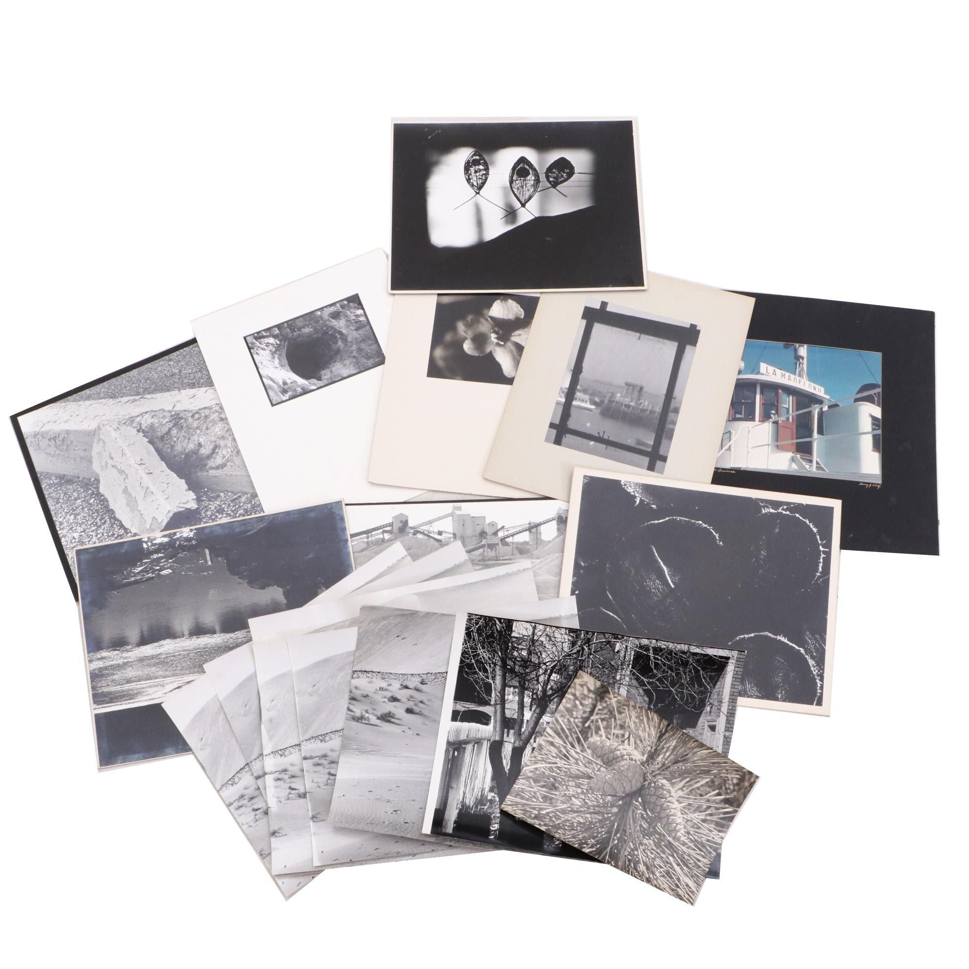 Harvey Klein Black and White Photographic Prints