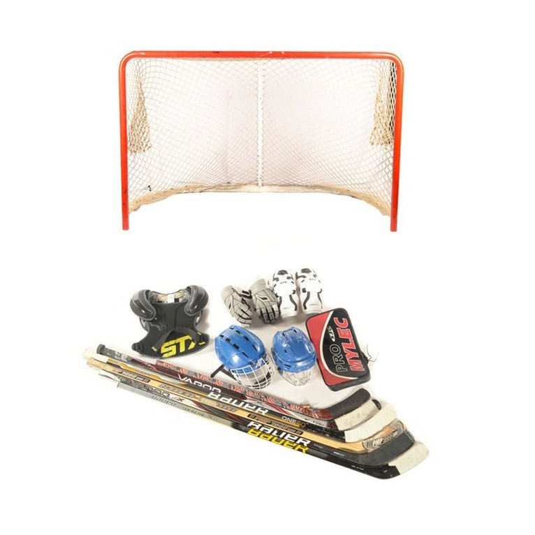 Hockey Goal and other Sports Equipment