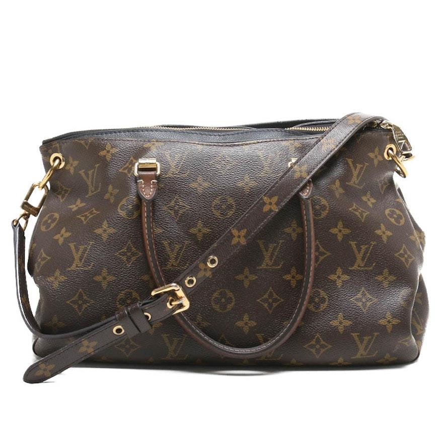 396f328cd5bd 2014 Louis Vuitton of Paris Monogram Canvas Pallas Bag   EBTH