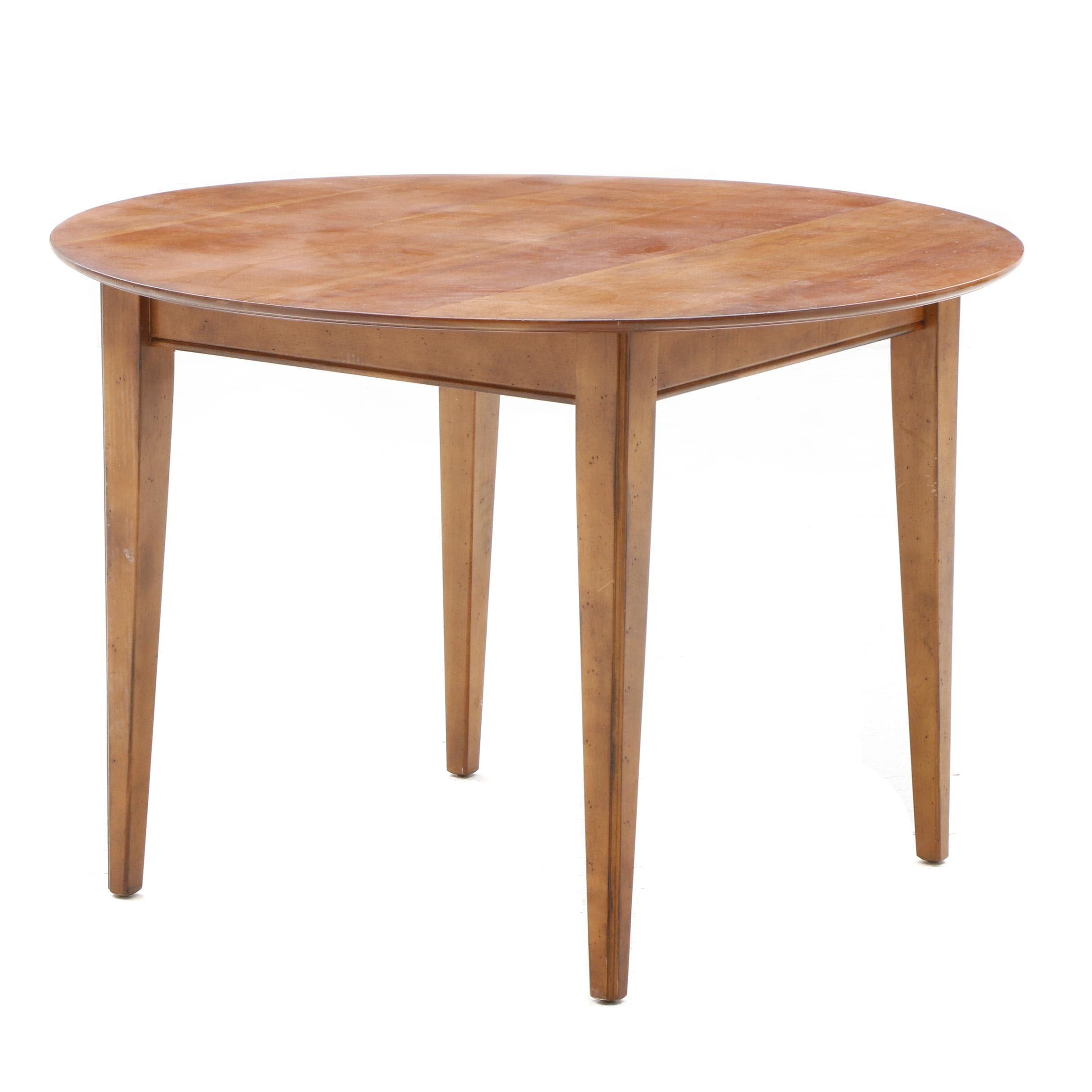 Cherry Hepplewhite Style Table