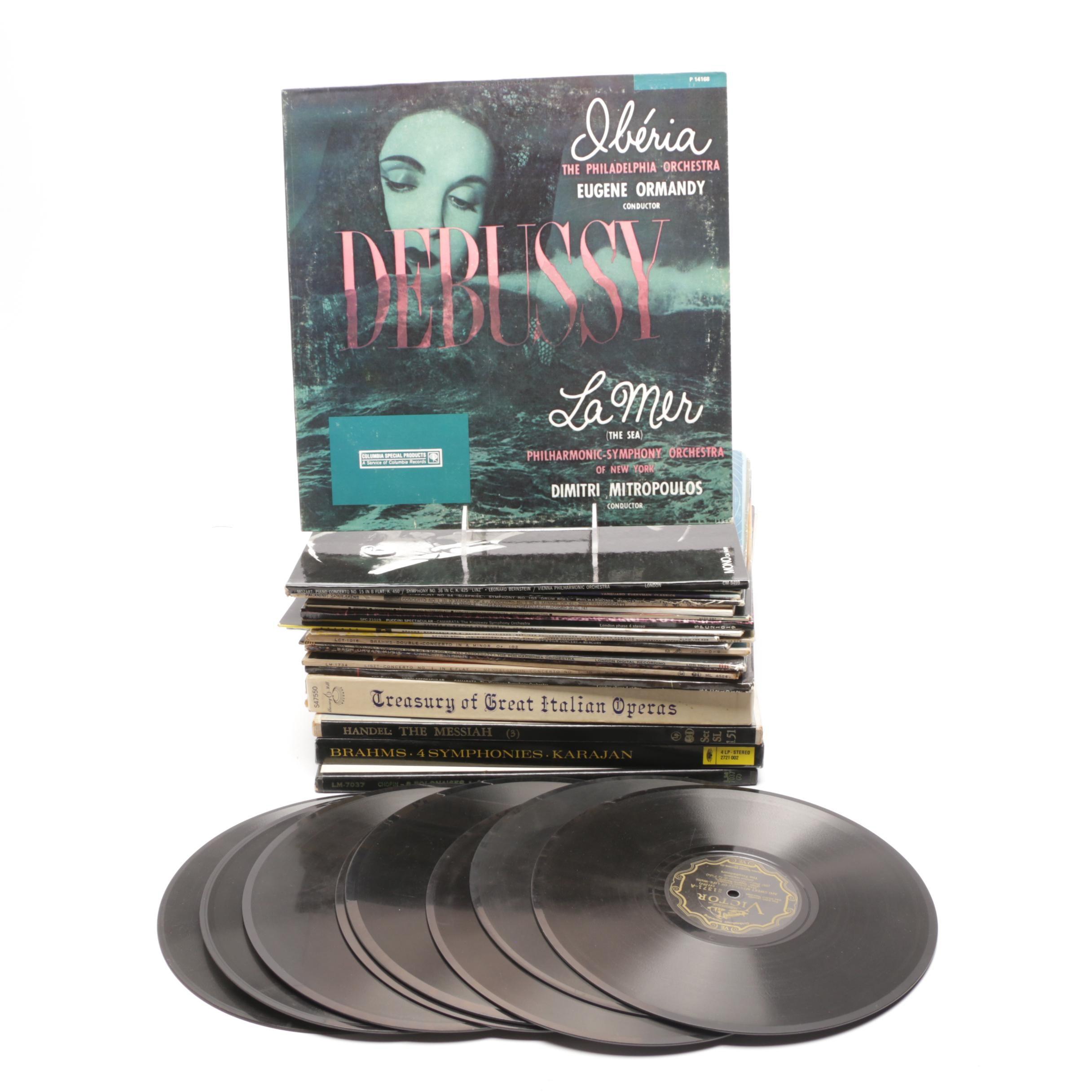 Classical Vinyl Records