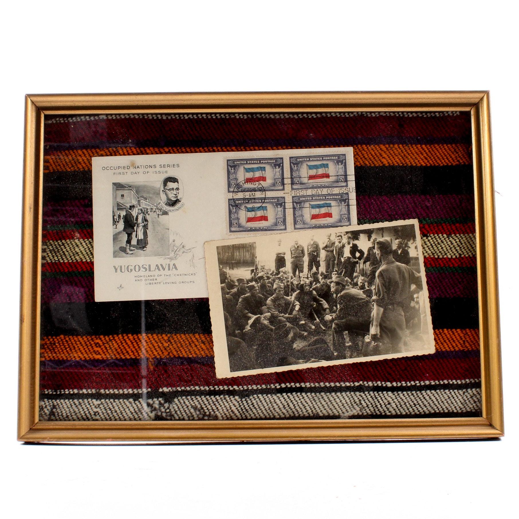 Occupied Yugoslavia Memorabilia