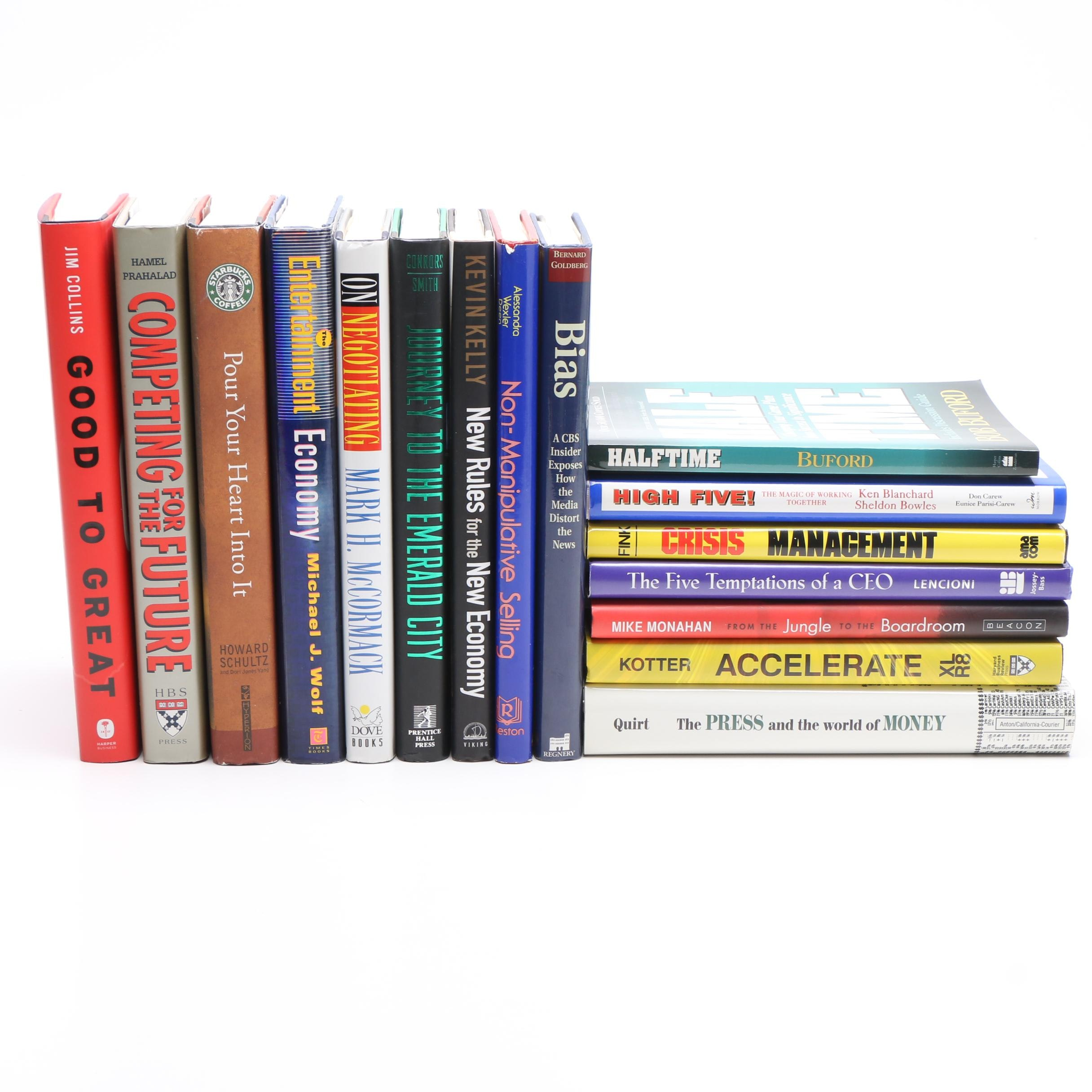 Contemporary Business Book Collection