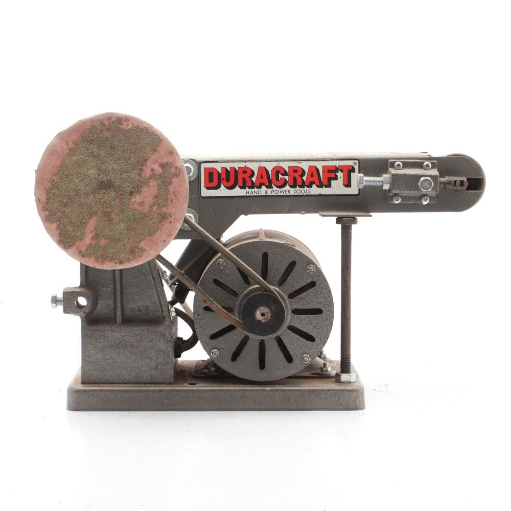 Duracraft Belt and Disc Sander
