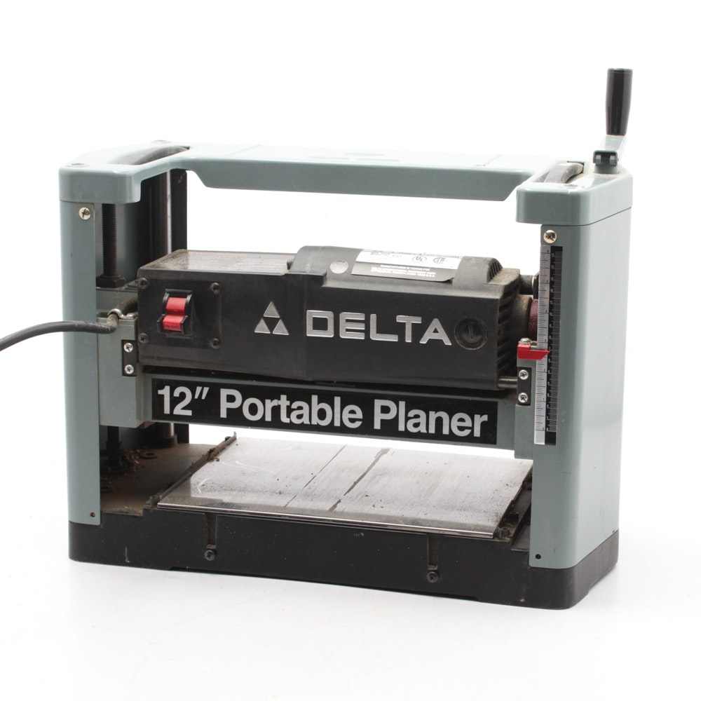 Delta 12-Inch Portable Planer
