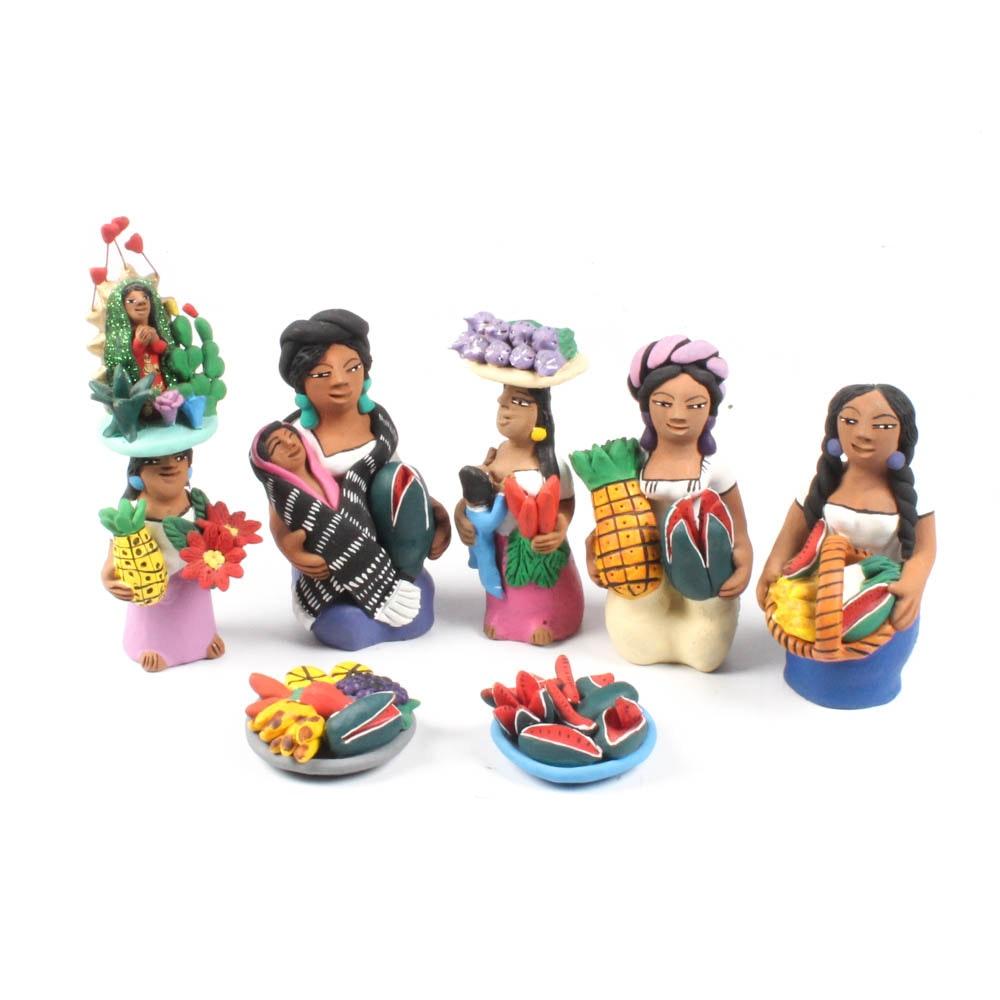 Josefina Aguilar Oaxacan Folk Art Pottery