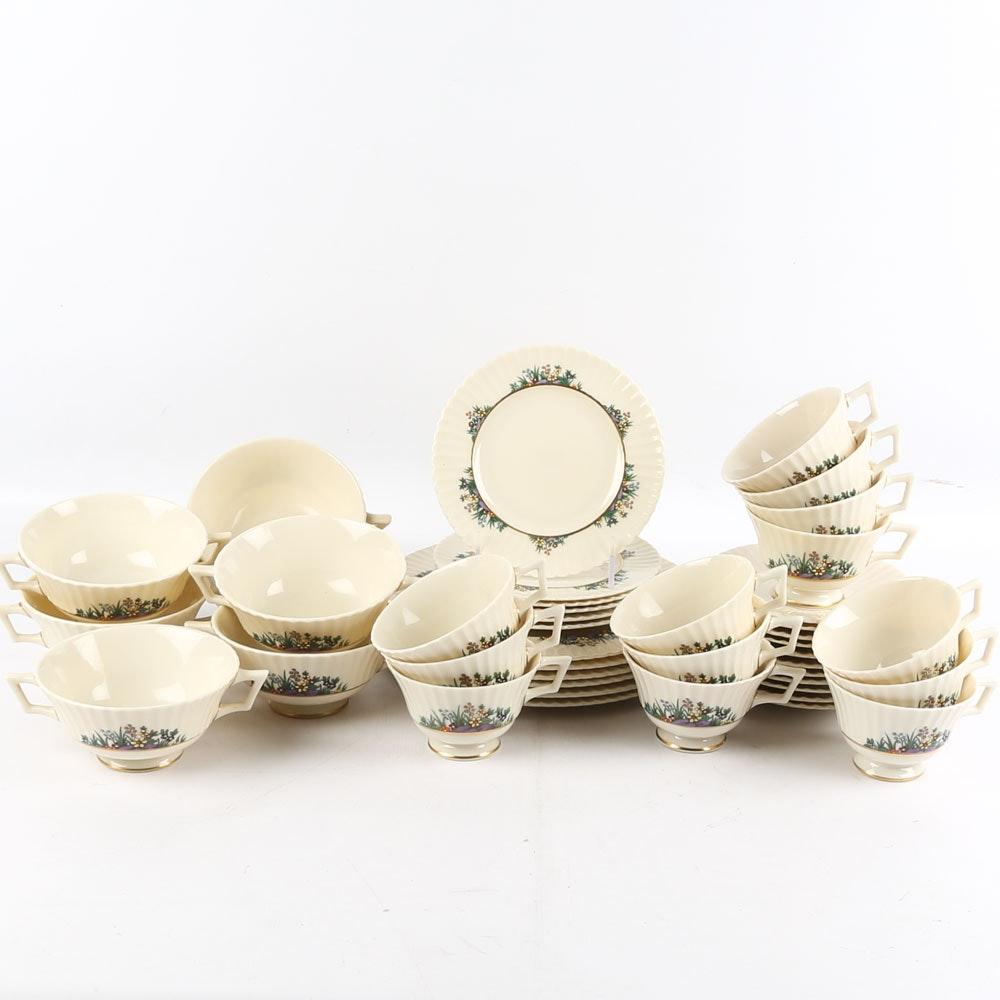"Lenox ""Rutledge"" Porcelain Tableware"