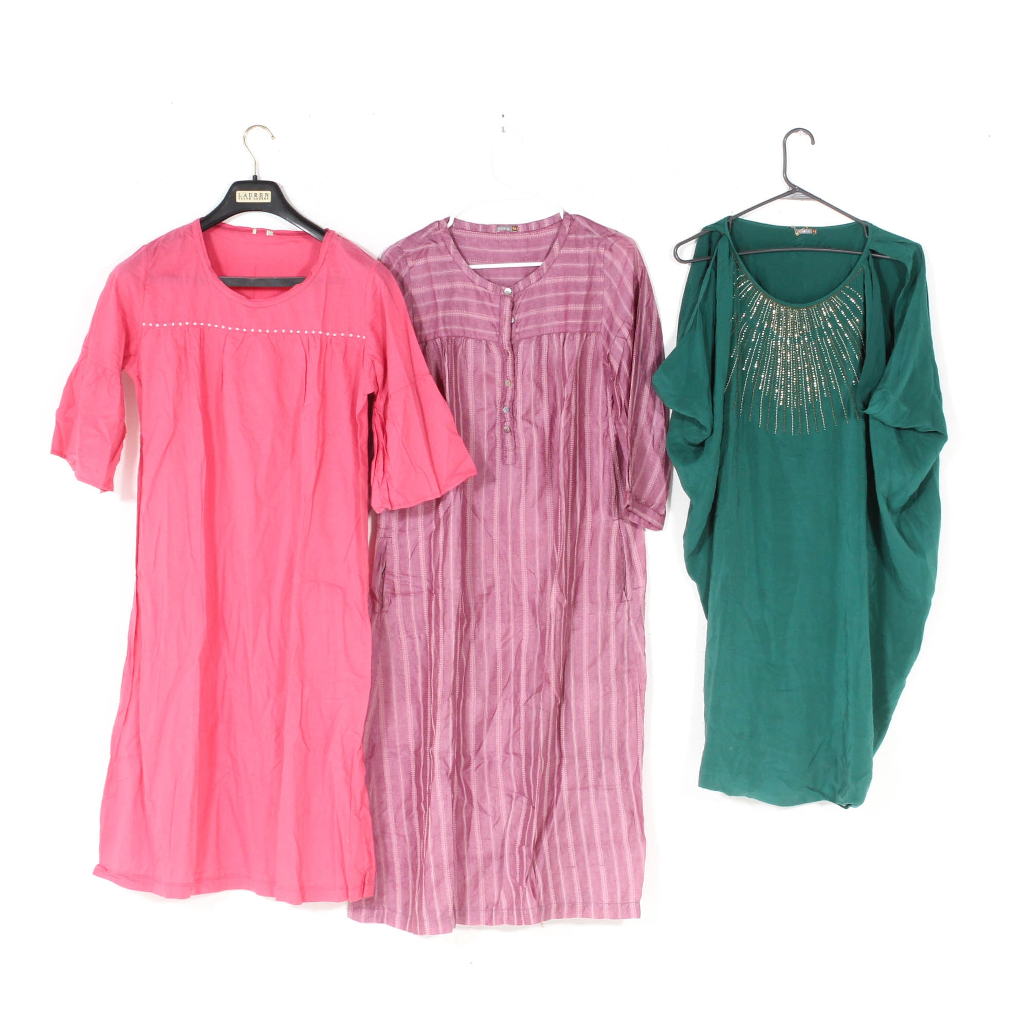 Women's Matta Silk and Cotton Dresses