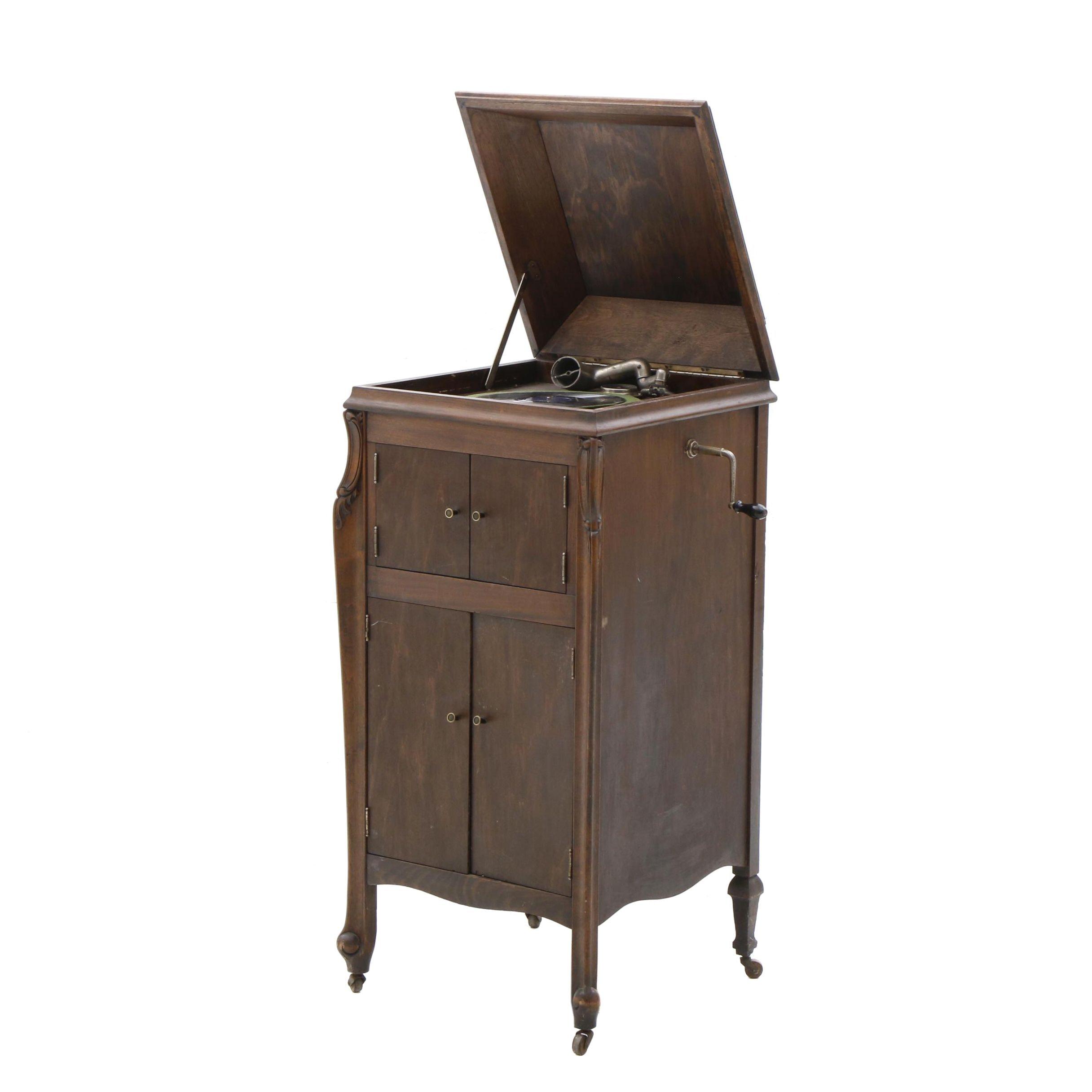 Victorian Phonograph