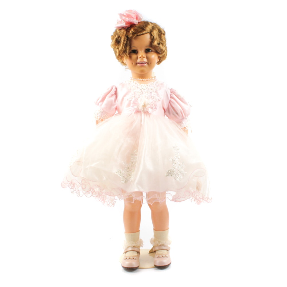 Shirley Temple 1960 Playpal Doll With Jointed Wrists