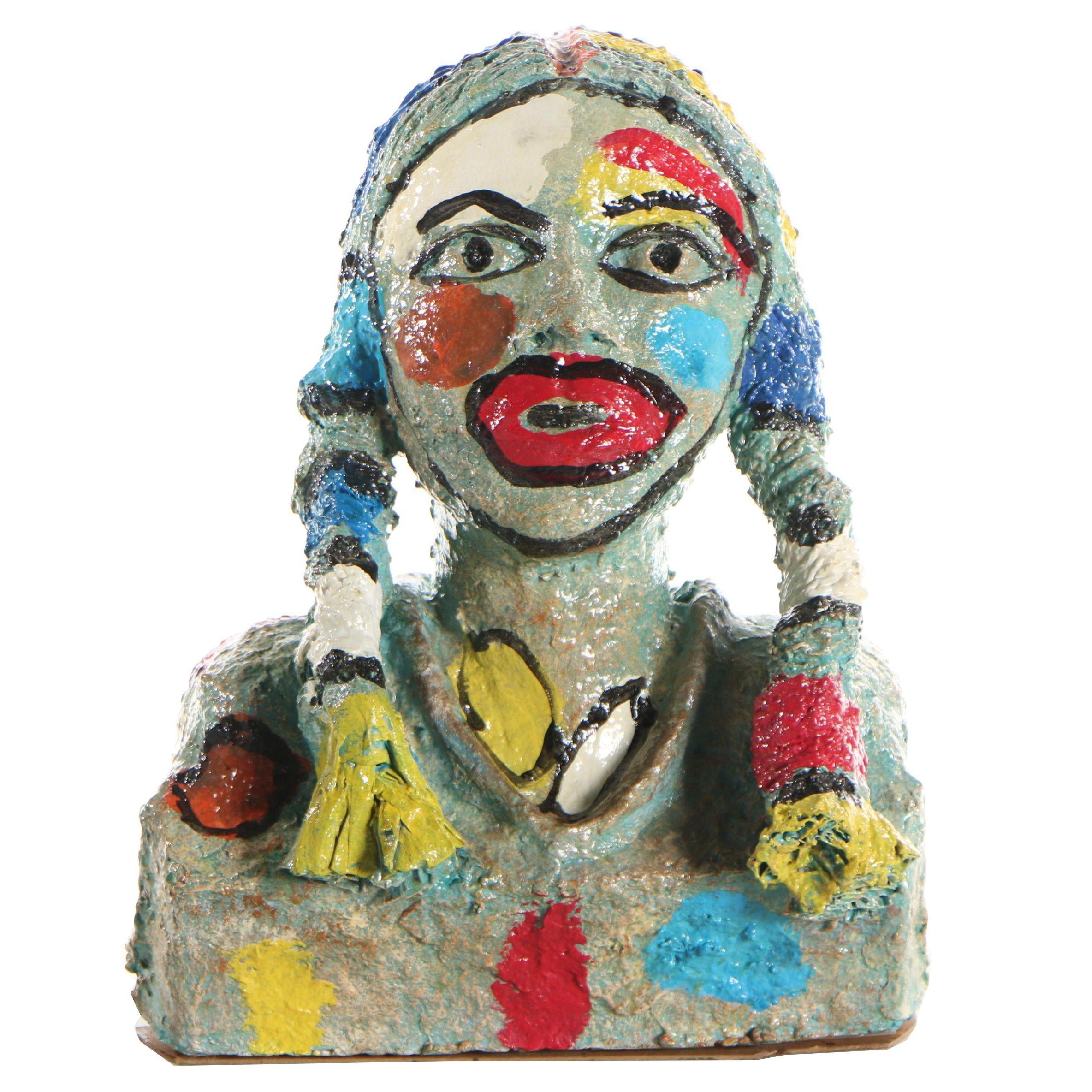 Peter Keil Papier-mâché Sculpture