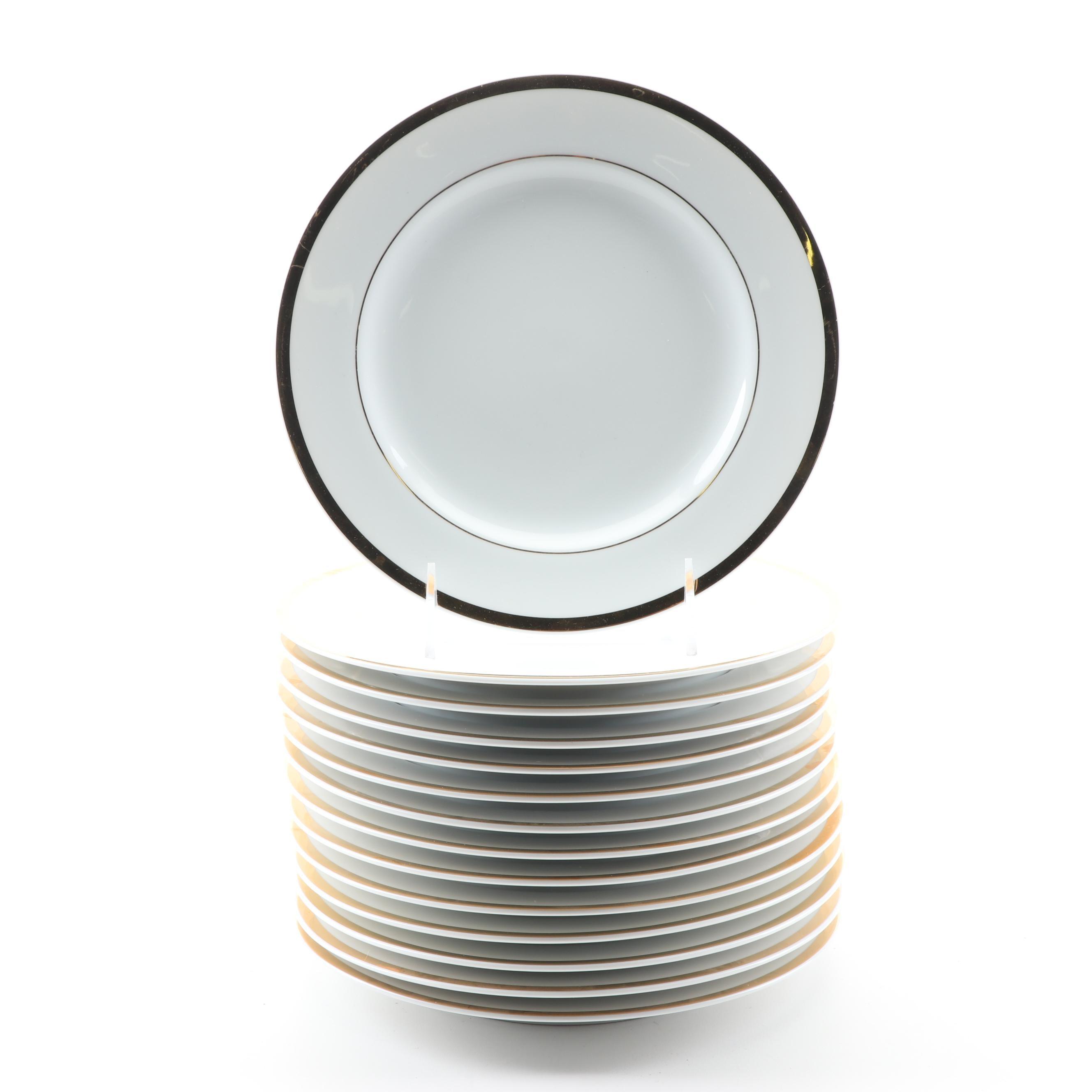 Linens 'n Things Porcelain Salad Plates