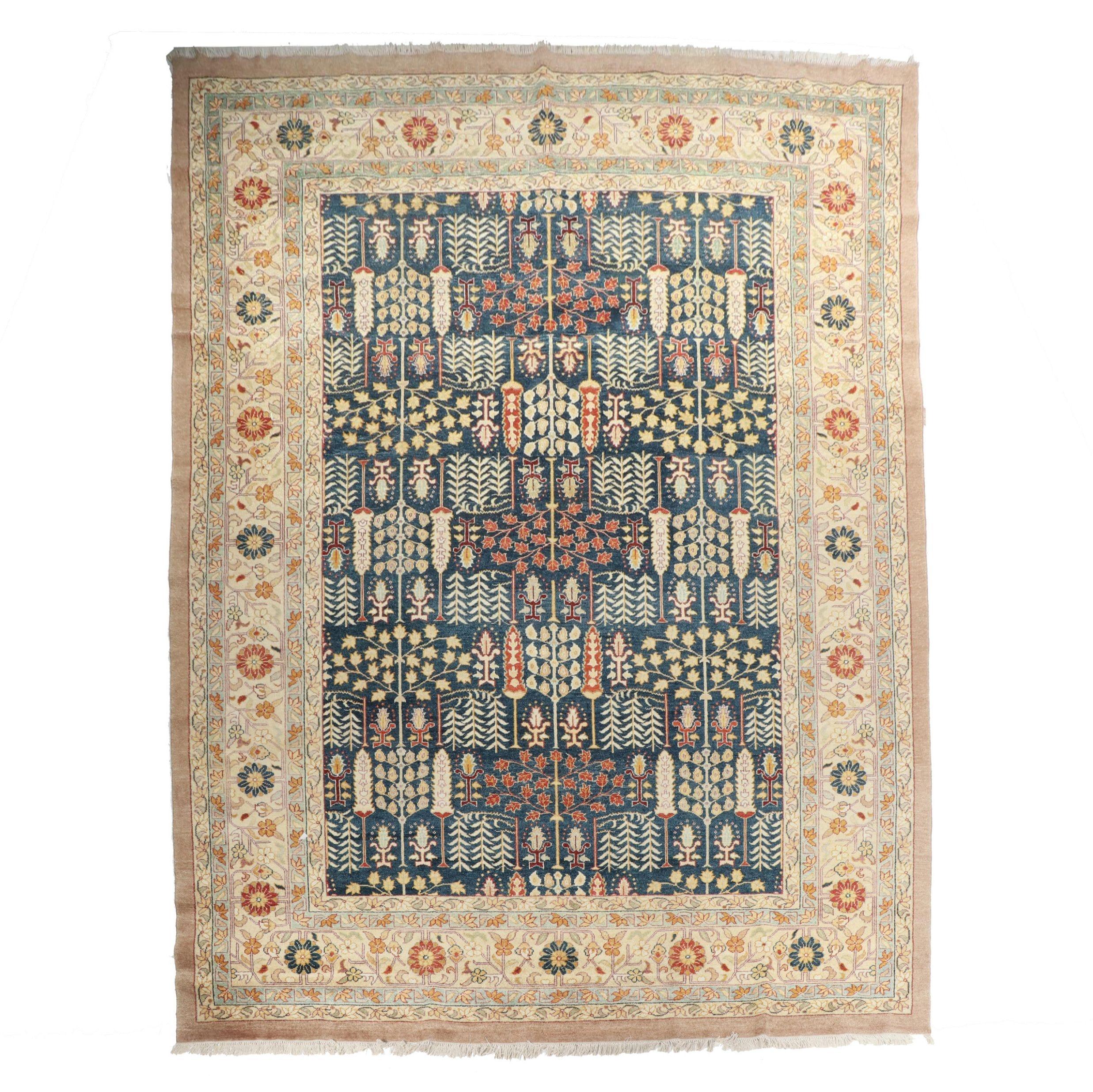 Power-Loomed Safavieh Persian Style Wool Room Sized Rug