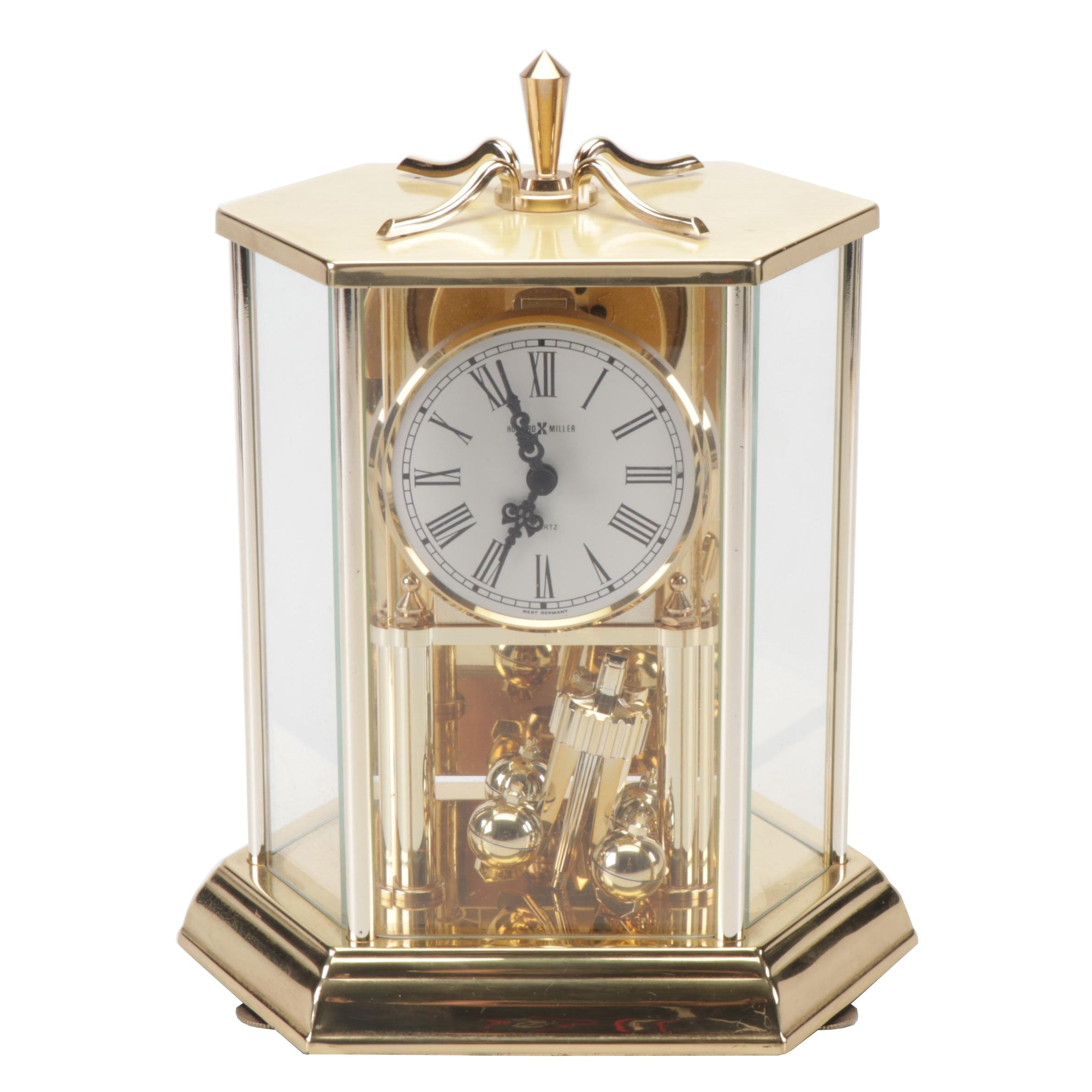 Howard Miller Geneva Anniversary Mantel Clock