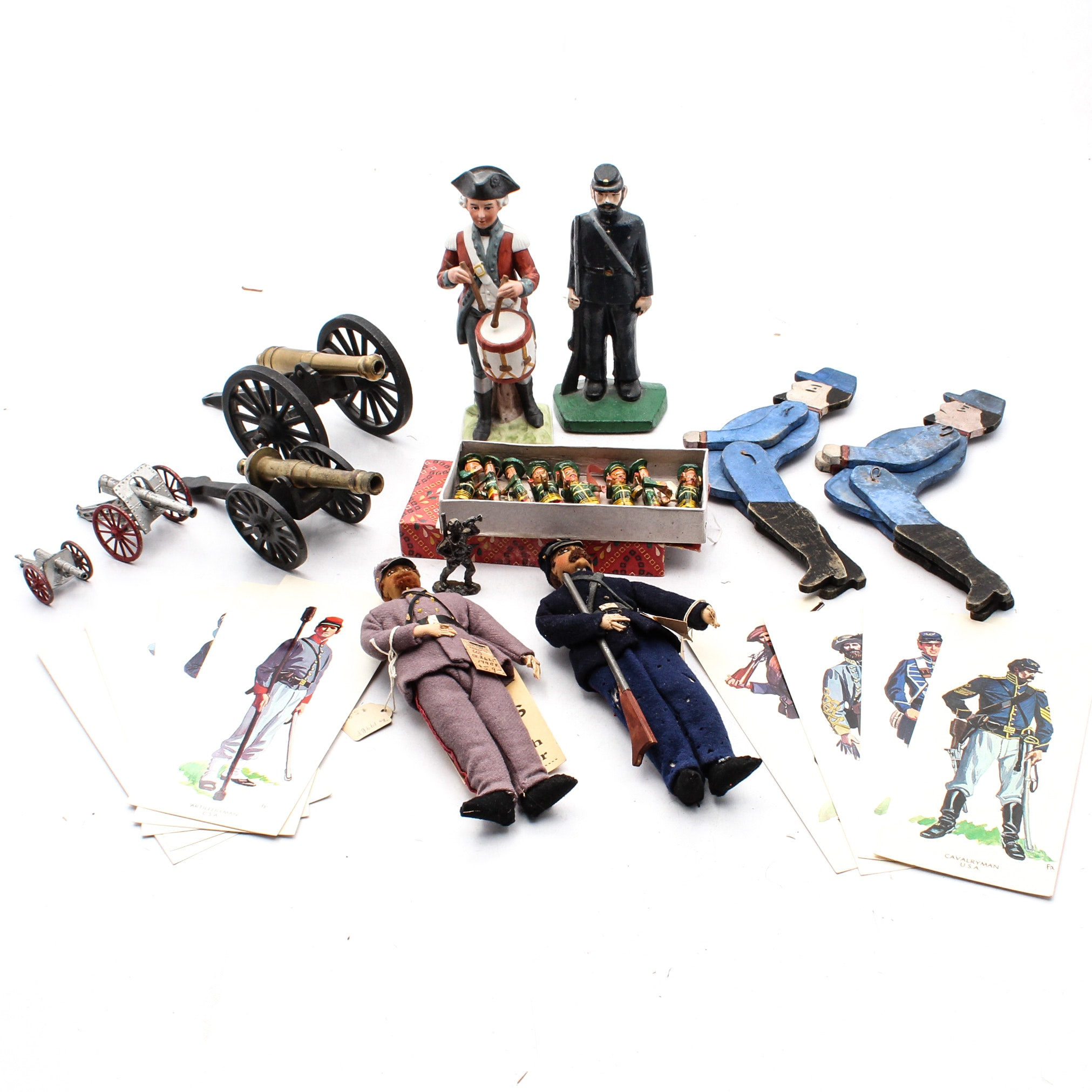 Military Dolls, Figurines and Collectibles