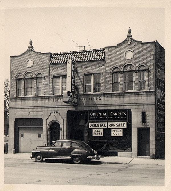Seller Story: Oscar Isberian, Chicago, IL