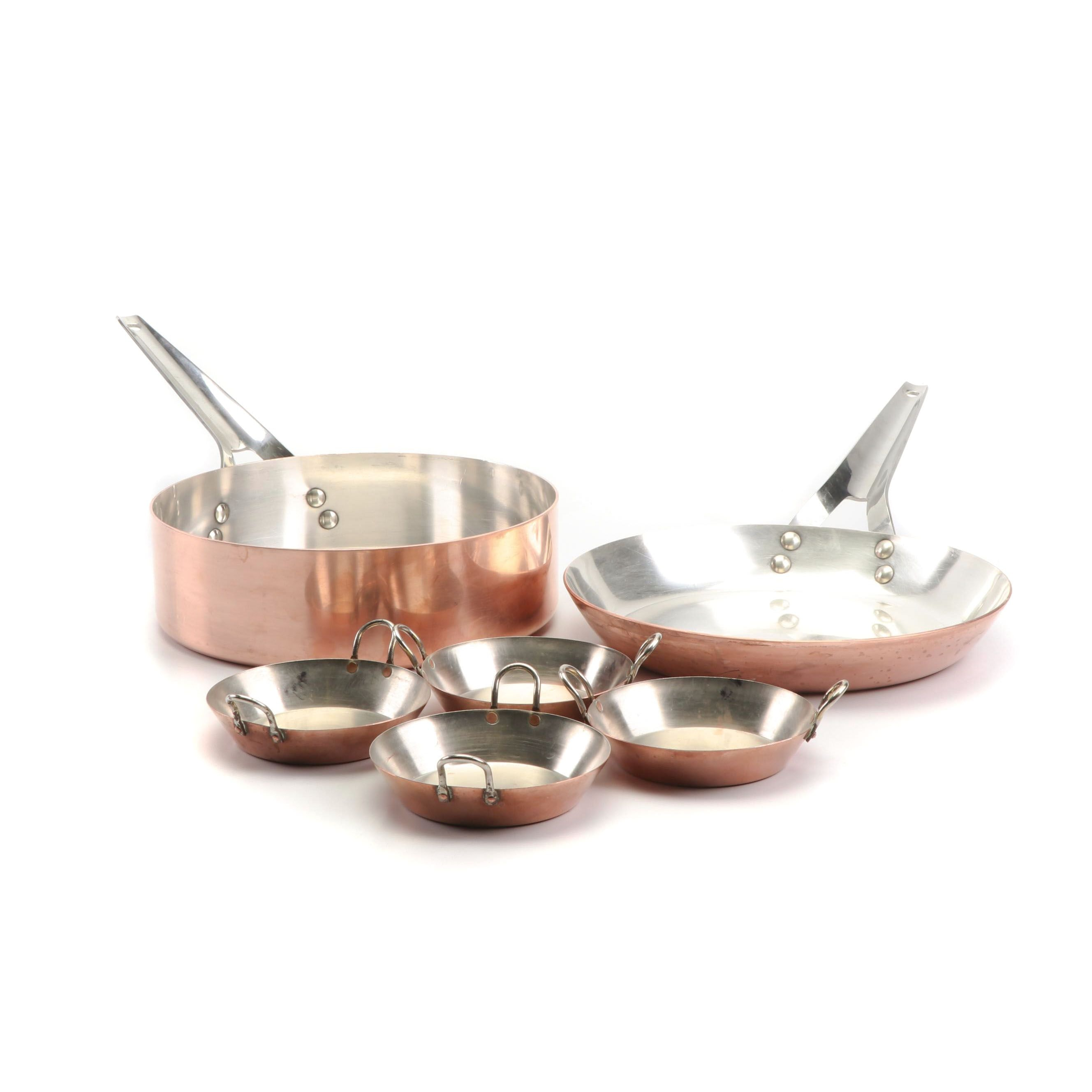 Georg Jensen Copper Cookware and More