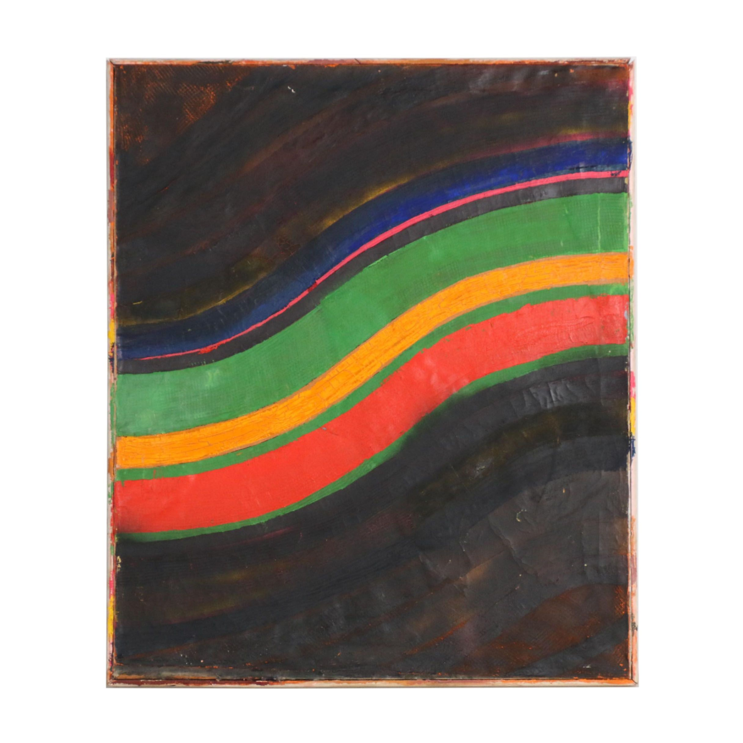 Oscar Murillo Oil Painting