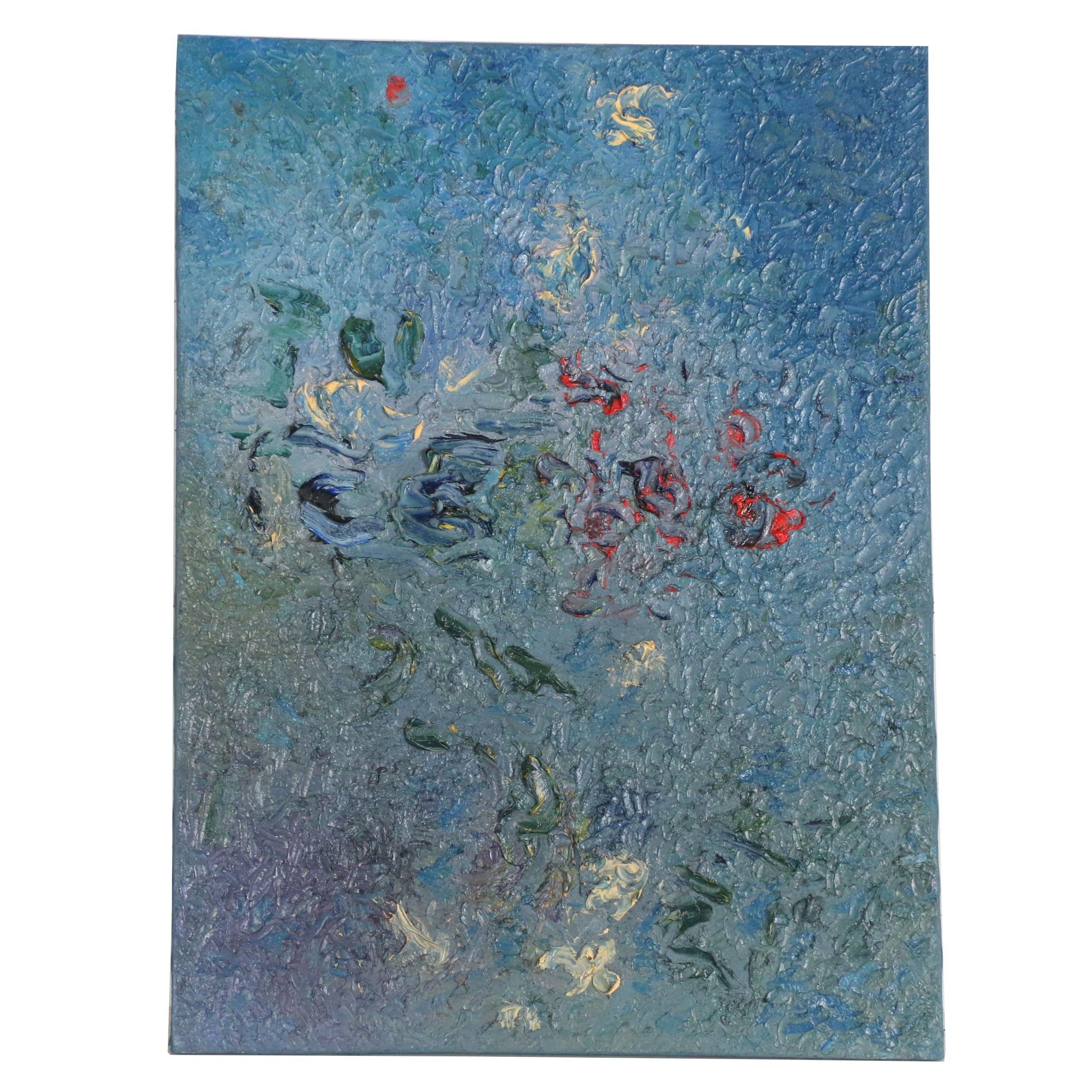 Louis Papp 1991 Oil Painting