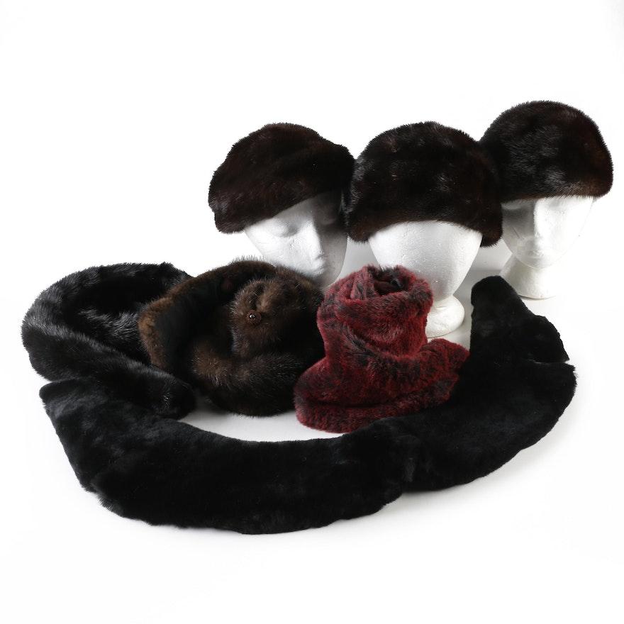 72919e13ac0 Vintage Mink Fur