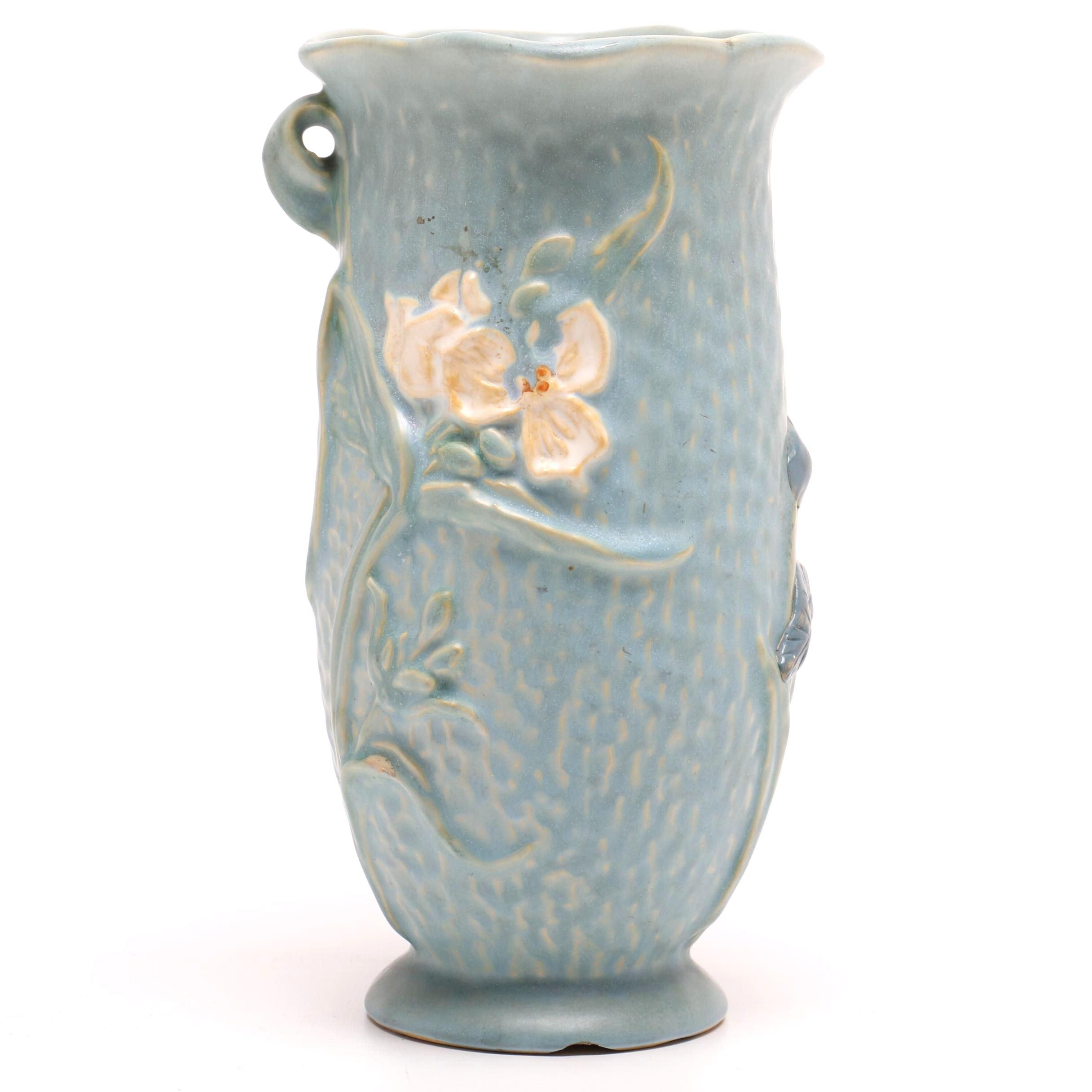 """Weller Pottery """"Malverne"""" Vase, circa 1933"""