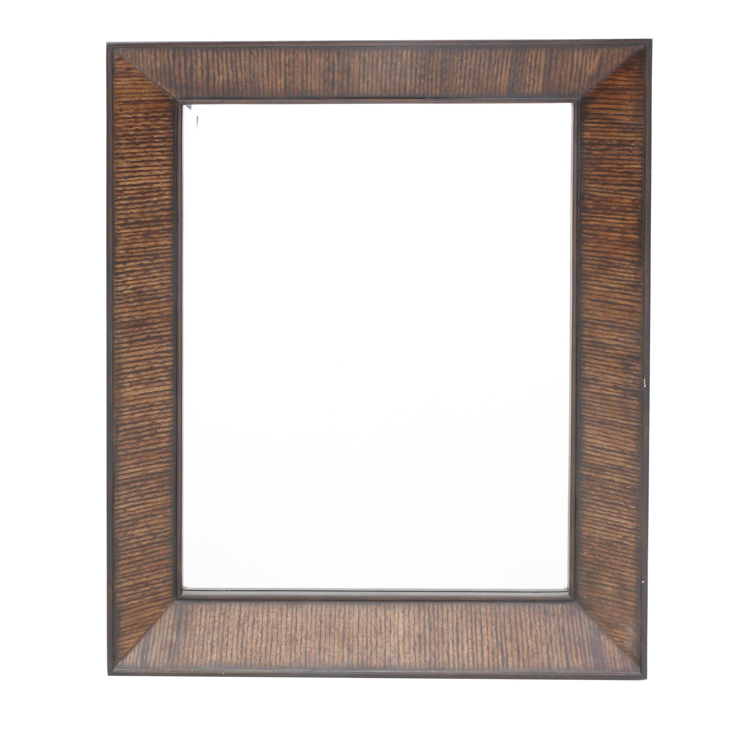 Large Decorative Wall Mirror by Kreiss