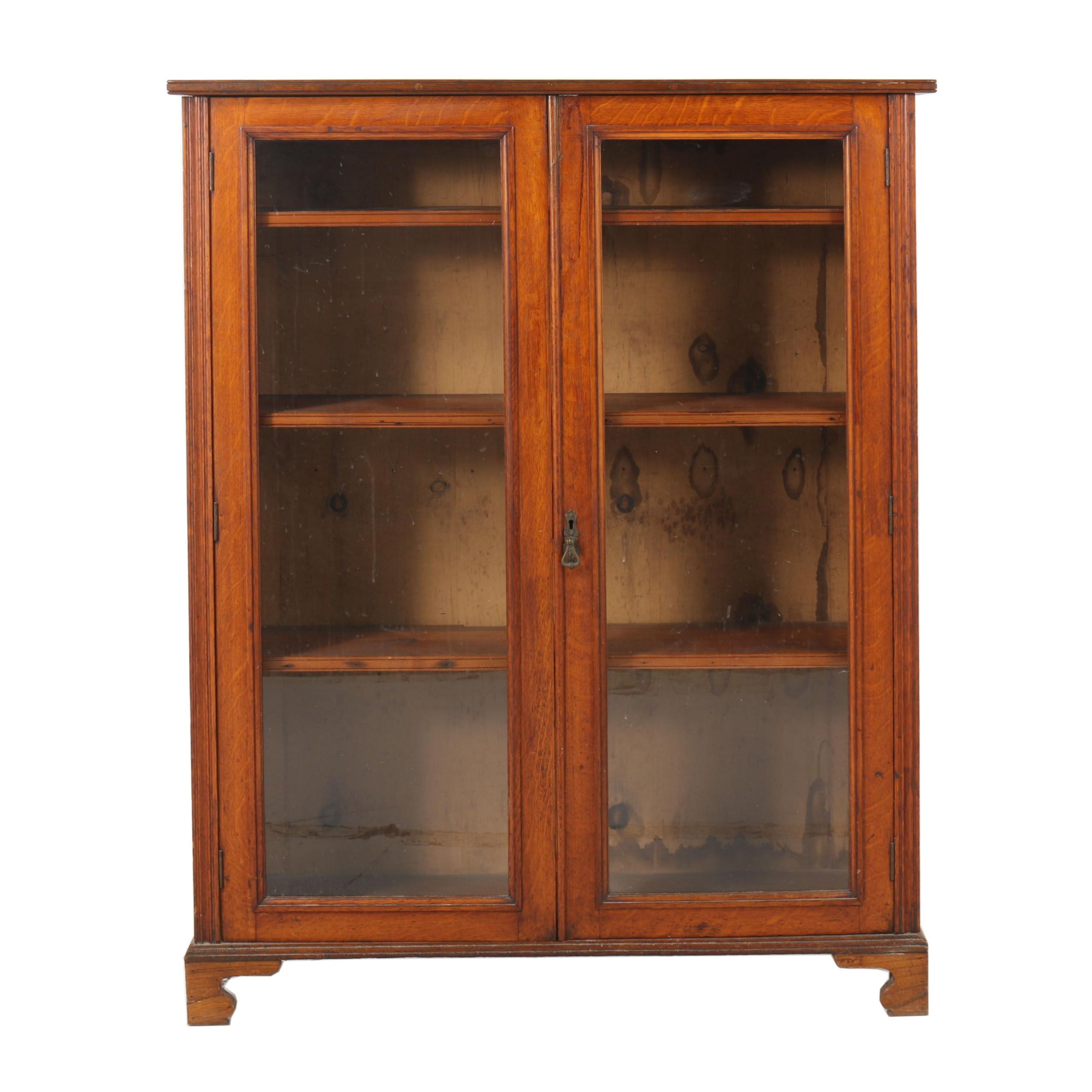 Oak Cabinet, Late 19th Century