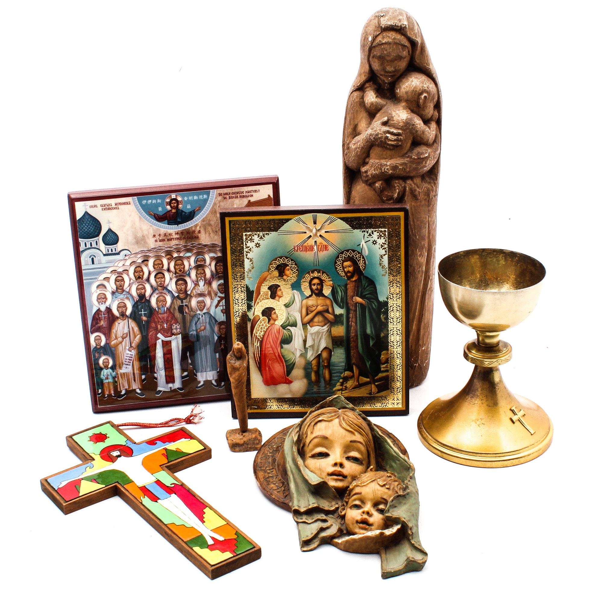 Christian Decorative Items