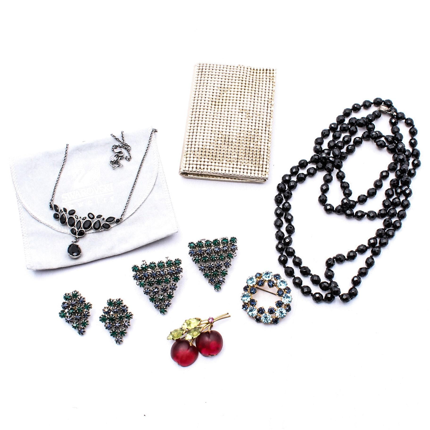 Crystal Jewelry with Swarovski