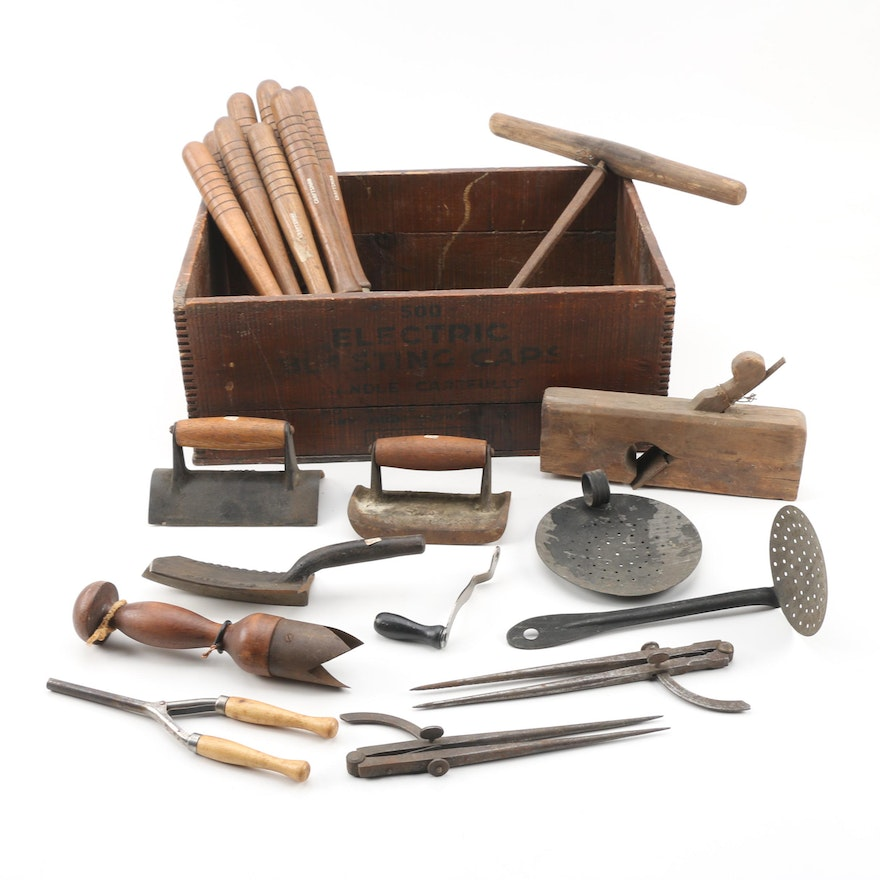 Craftsman Chisels And Woodworking Tools