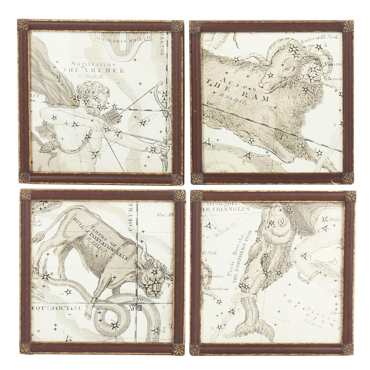 Celestial Atlas Offset Lithographs