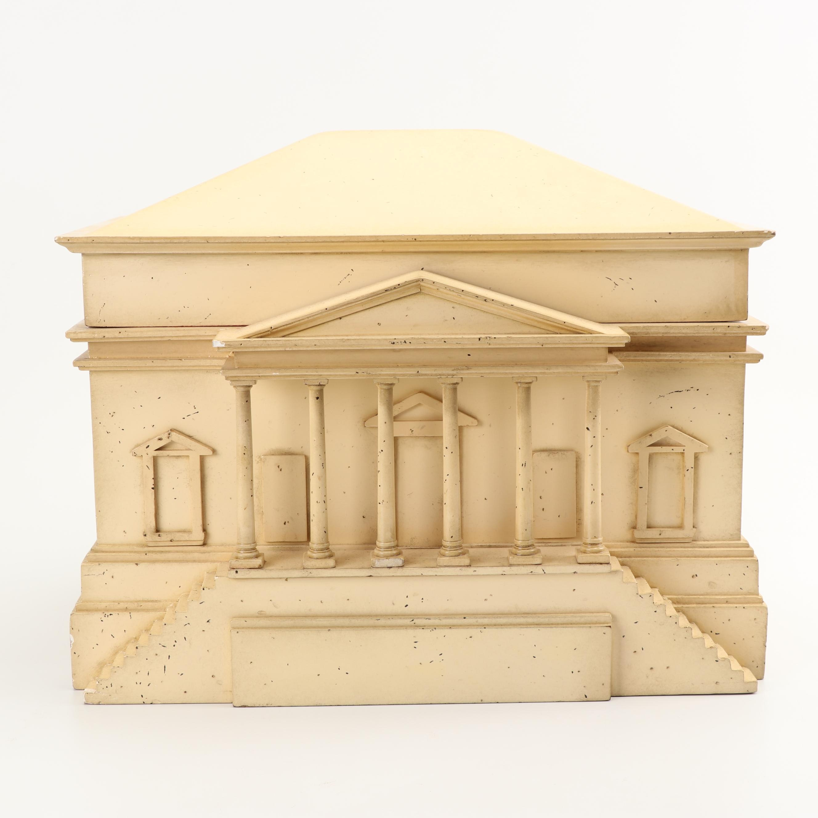 Authentic Models Architectural Storage Box