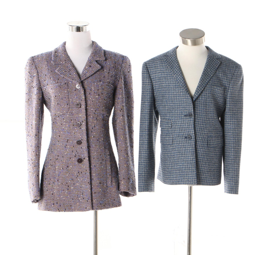 0a3a39a4ec3b Women's Joan & David and Nick Lopez Wool Jackets : EBTH