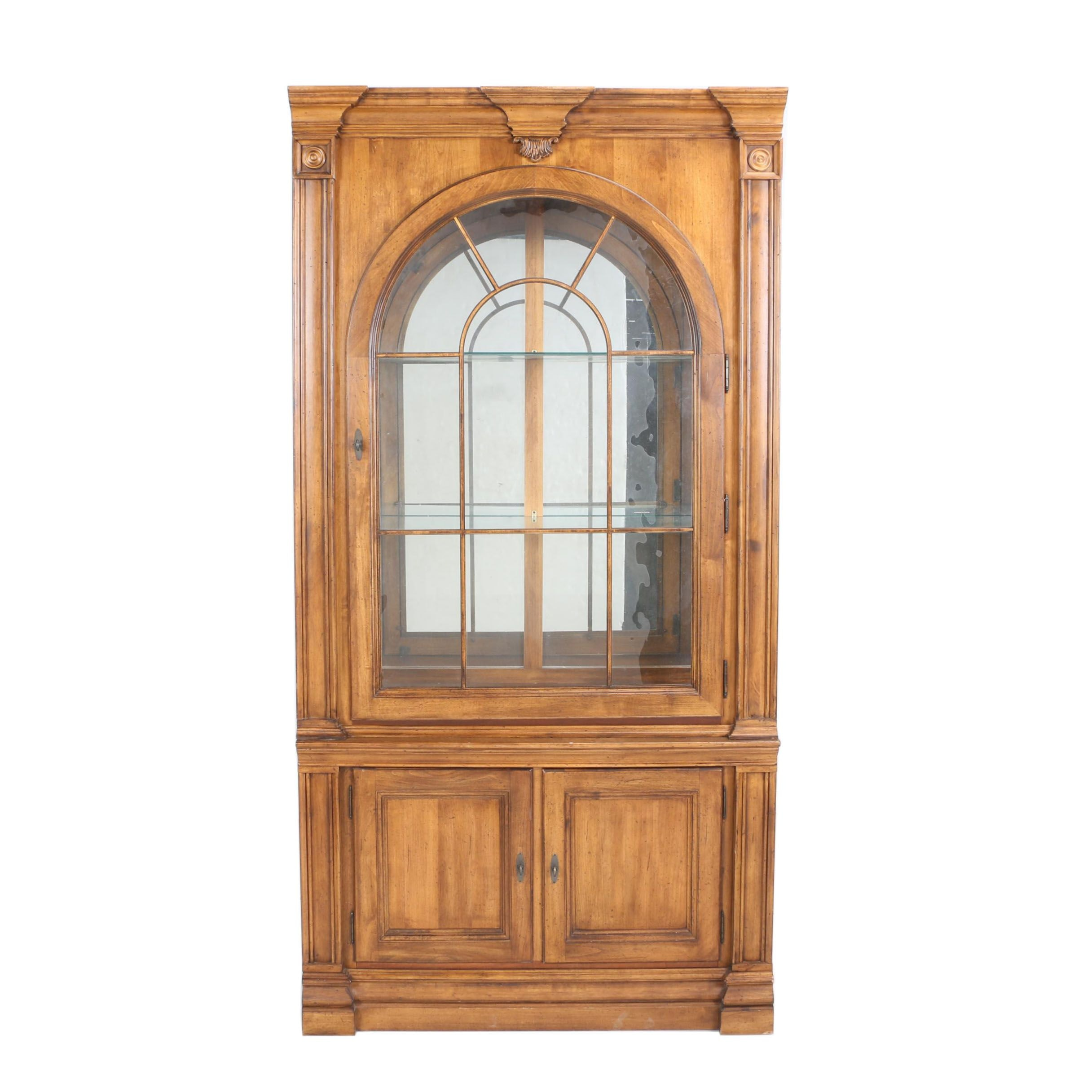 "Contemporary ""Southern Living Collection"" Display Cabinet by Lexington Furniture"
