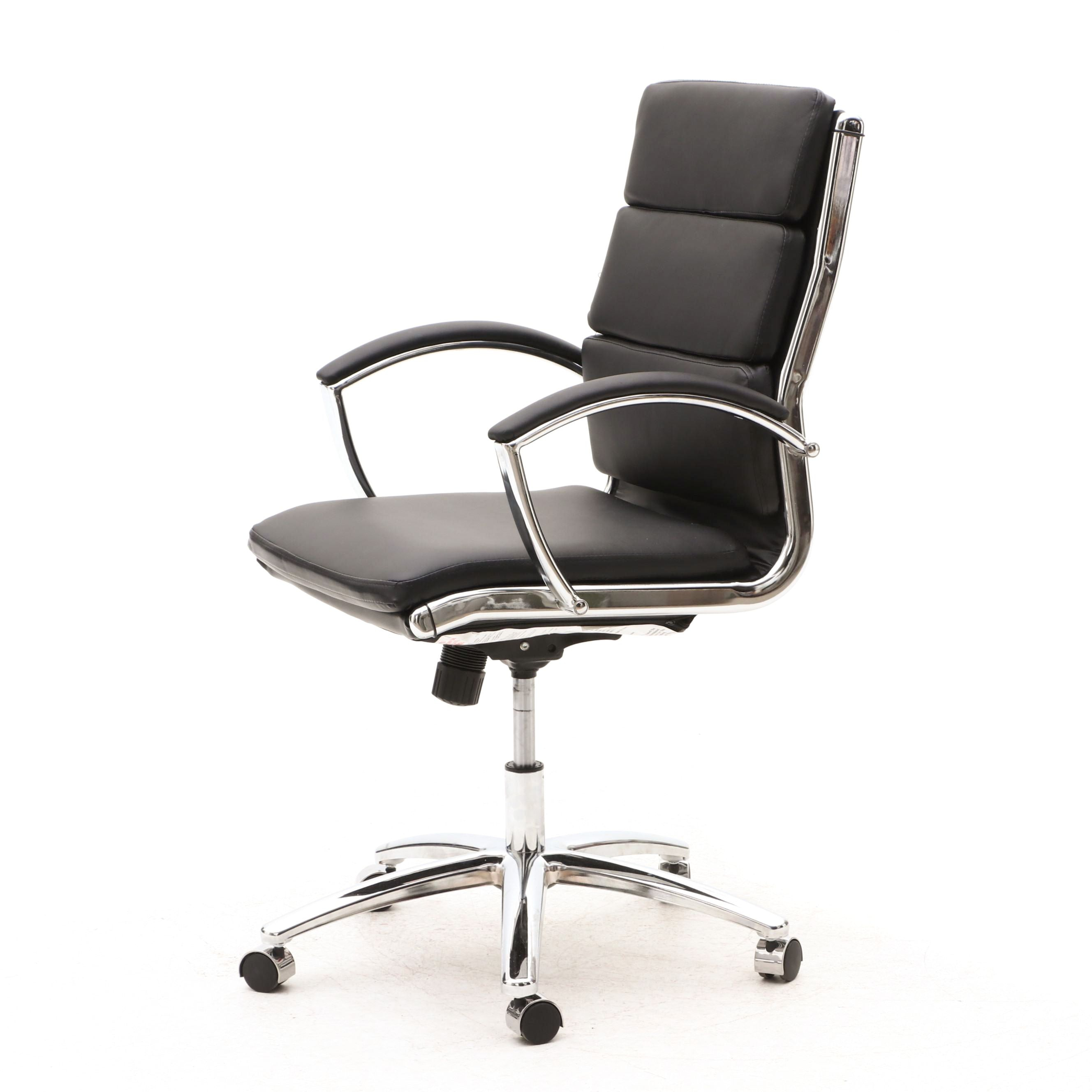 Alera Neratoli Series Leather Office Chair
