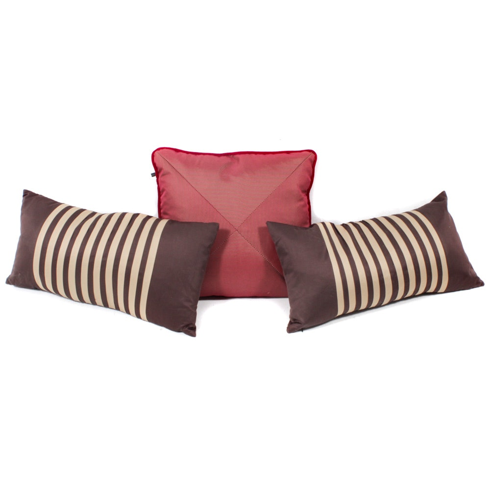 West Elm And Rodeo Home Throw Pillows Ebth