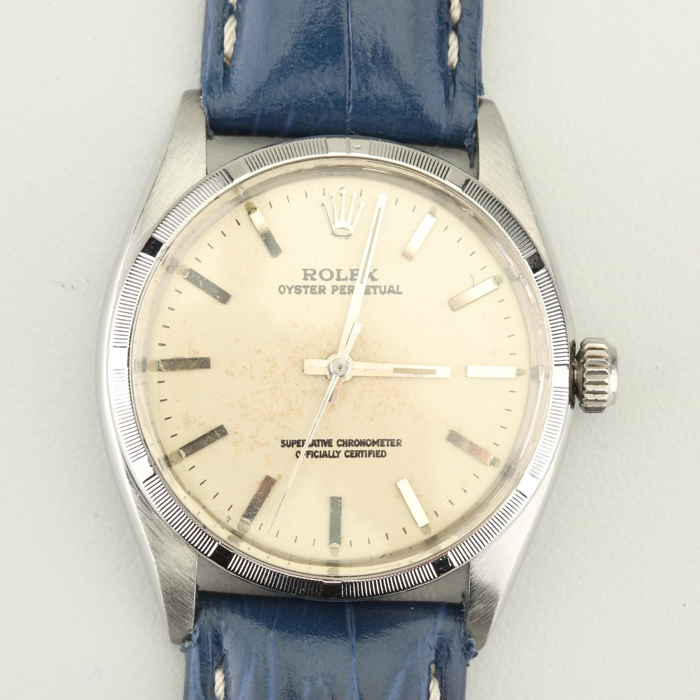 Vintage Rolex Oyster Perpetual Wristwatch