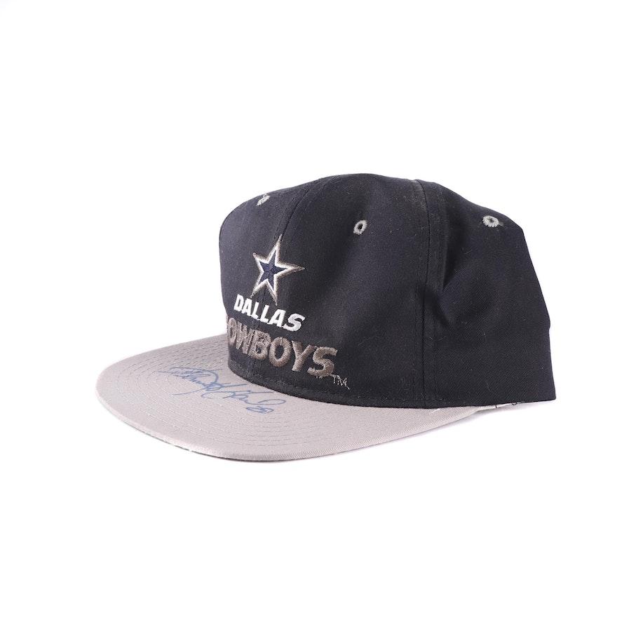 Kenneth Gant Autographed Dallas Cowboys Snapback Hat   EBTH 7130320dcef