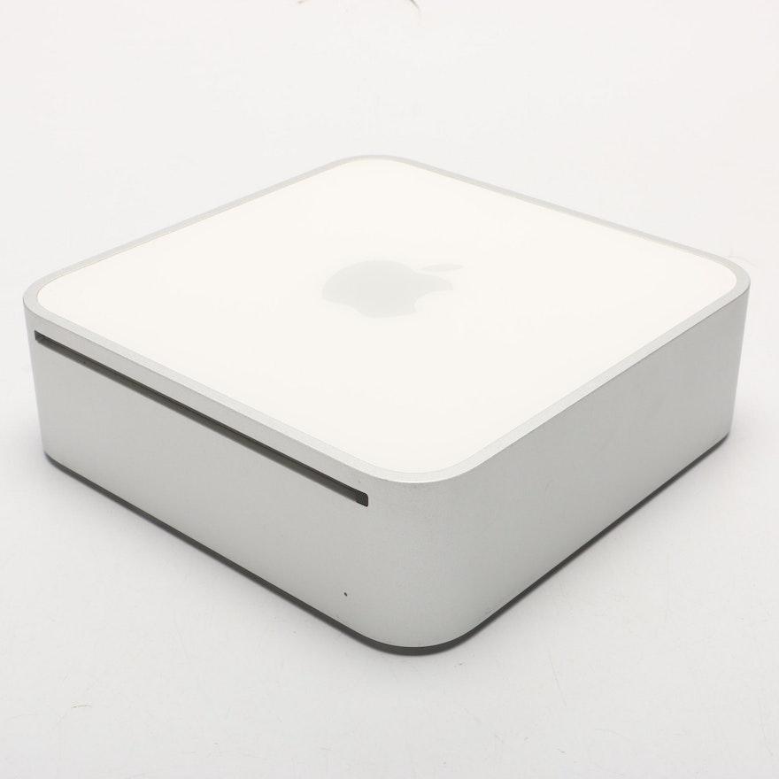mac mini serial number model