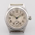 Vintage Rolex Oyster 3121 Stem Wind Wristwatch