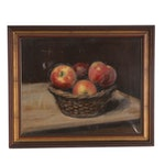 Robert J Smith Still Life Oil Painting