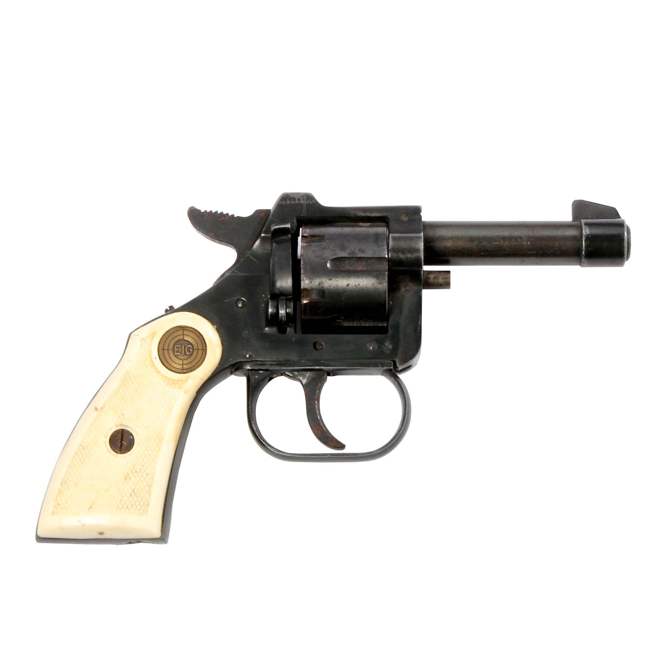 1962 Rohm RG10 .22 Short Six-Shot Revolver