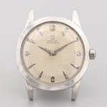 Vintage Omega Seamaster Stainless Steel Automatic Wristwatch, Circa 1949
