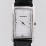 Tiffany & Co L241 Stainless Steel Wristwatch