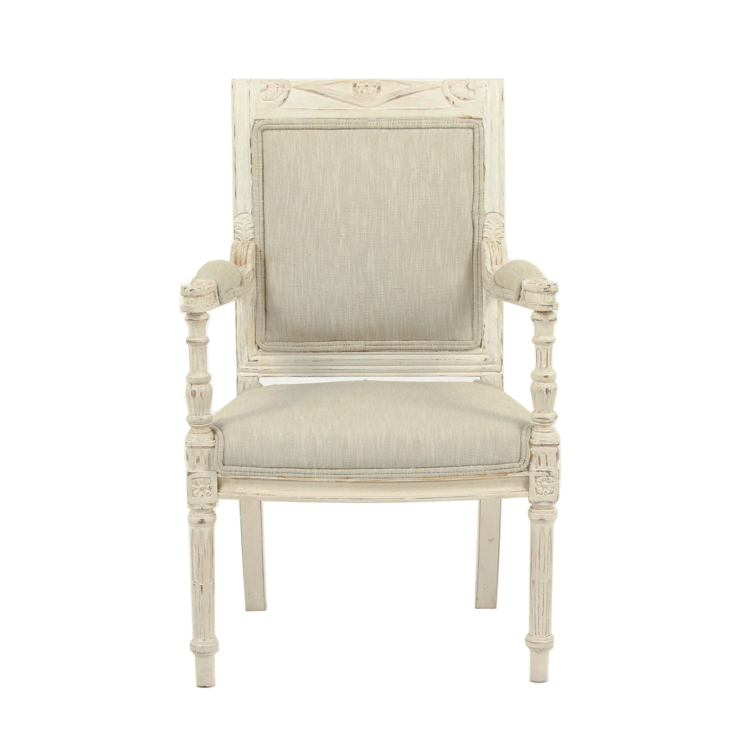 Upholstered Child's Chair