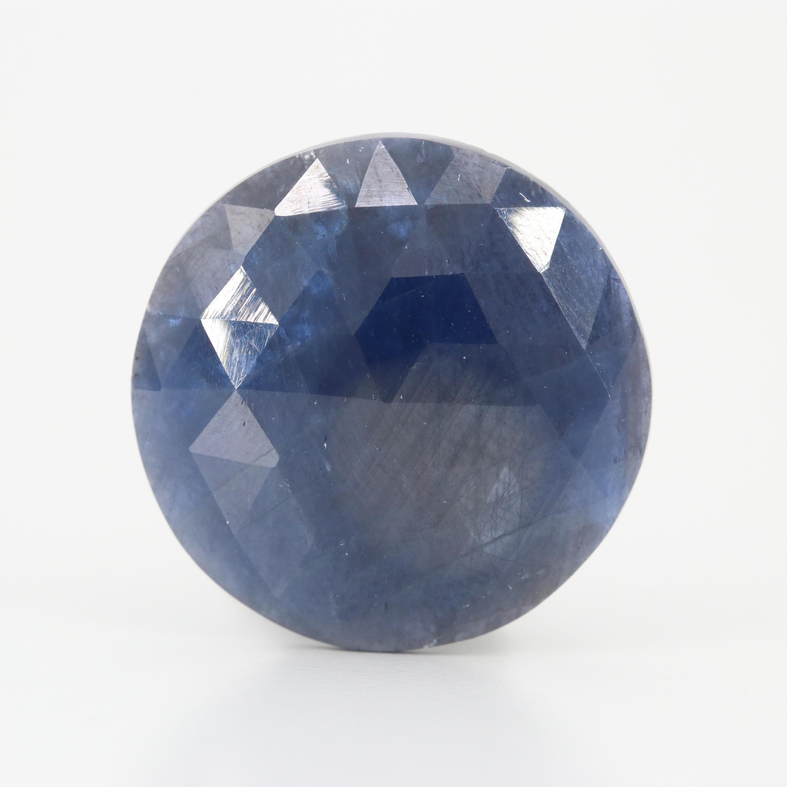 Loose 32.16 CT Sapphire